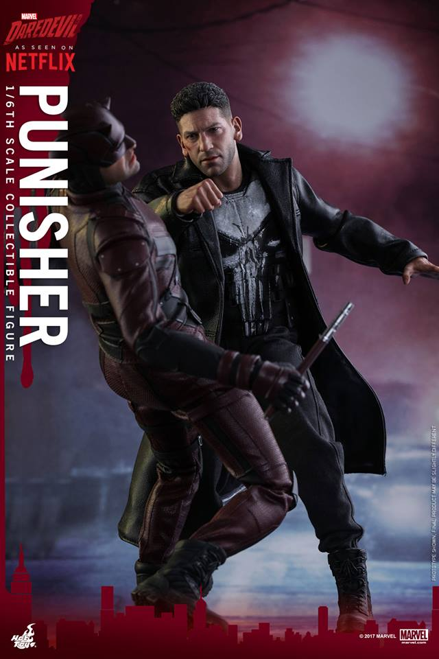 DAREDEVIL - THE PUNISHER 16998110