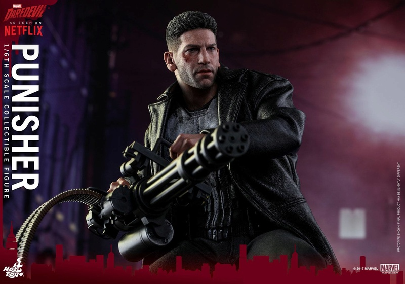 DAREDEVIL - THE PUNISHER 17015910