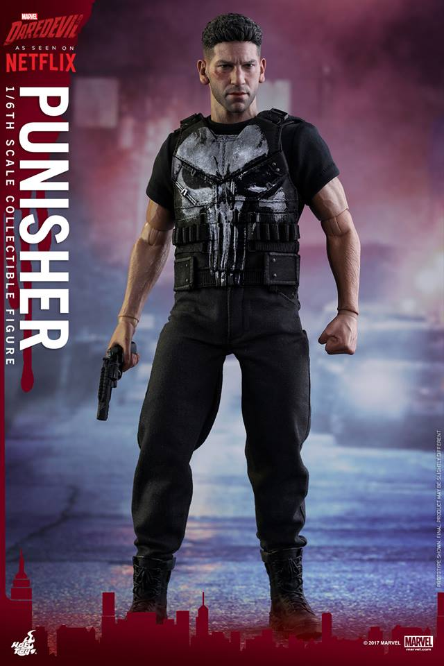 DAREDEVIL - THE PUNISHER 17021310