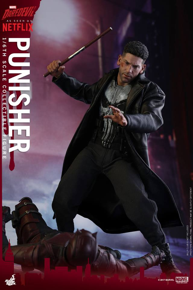 DAREDEVIL - THE PUNISHER 17021410