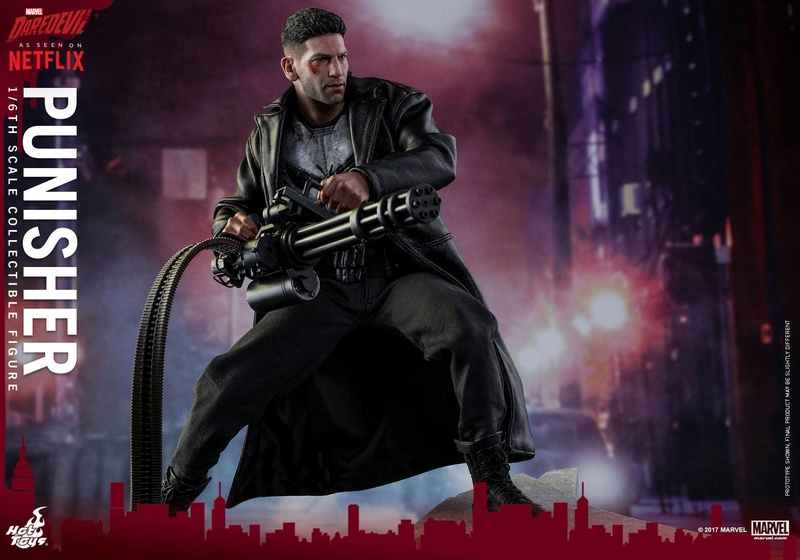 DAREDEVIL - THE PUNISHER 17039010
