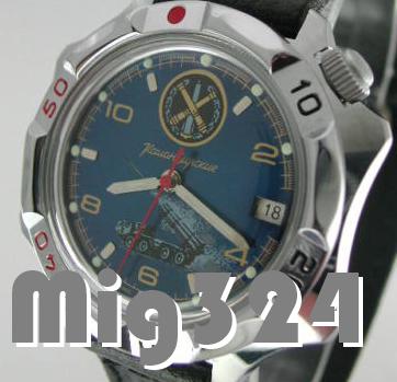 Présentation Mig324 Mig32410