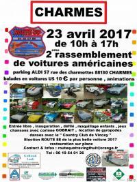 rassemblements d'americaine 23avril Charmes Charme10