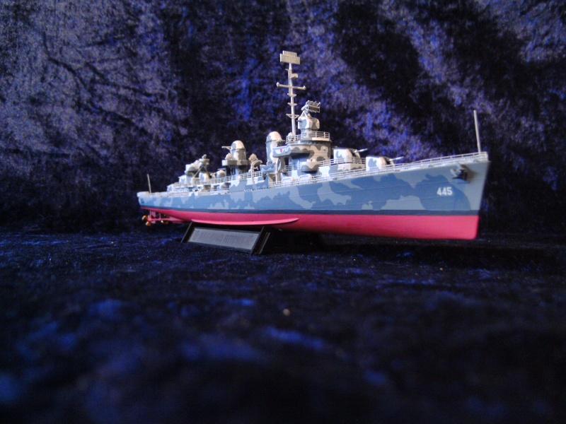 DD445 Fletcher von Tamiya in 1 : 350 Pict0039