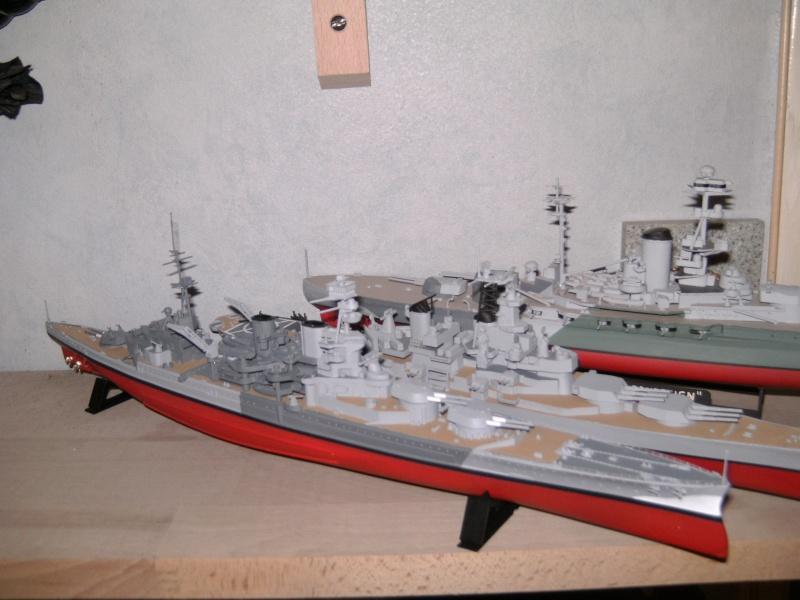 H.M.S. Repulse von Airfix 1 : 600 Pict0049