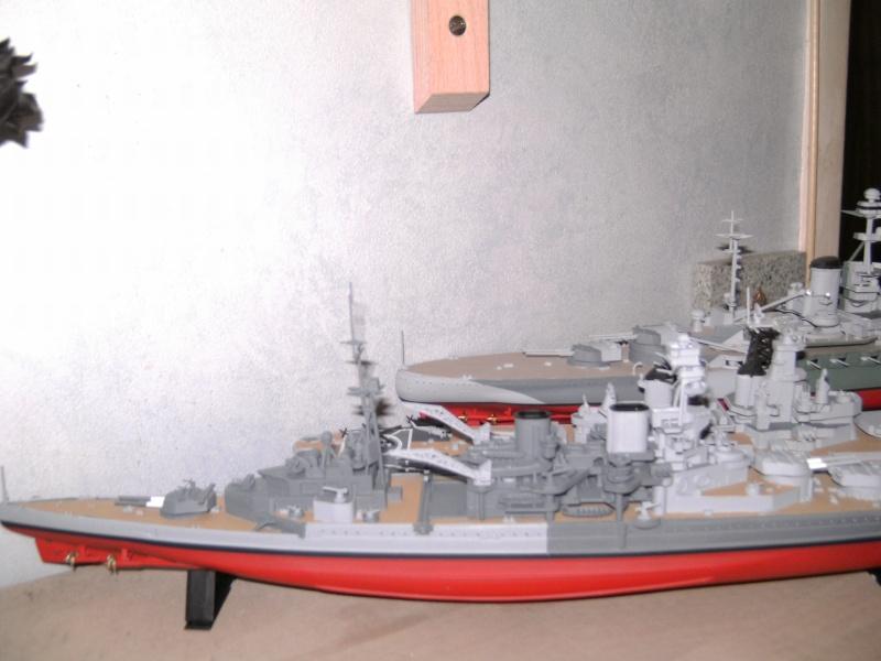 H.M.S. Repulse von Airfix 1 : 600 Pict0050