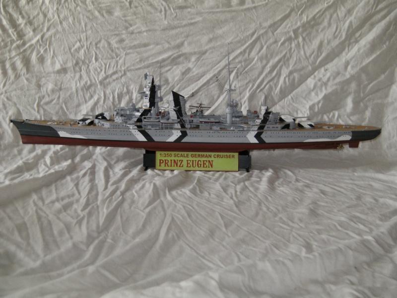 Schwerer Kreuzer Prinz Eugen (1941) von Trumpeter in 1/350 Pict0111