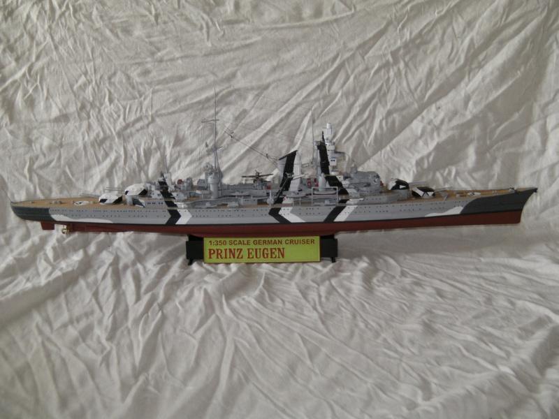 Schwerer Kreuzer Prinz Eugen (1941) von Trumpeter in 1/350 Pict0112