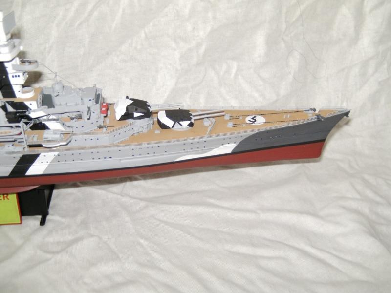 Schwerer Kreuzer Prinz Eugen (1941) von Trumpeter in 1/350 Pict0113
