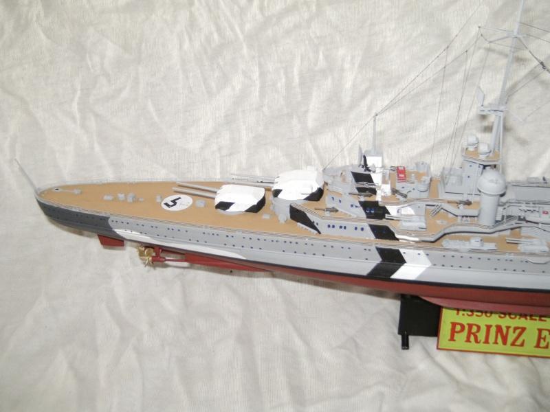 Schwerer Kreuzer Prinz Eugen (1941) von Trumpeter in 1/350 Pict0114