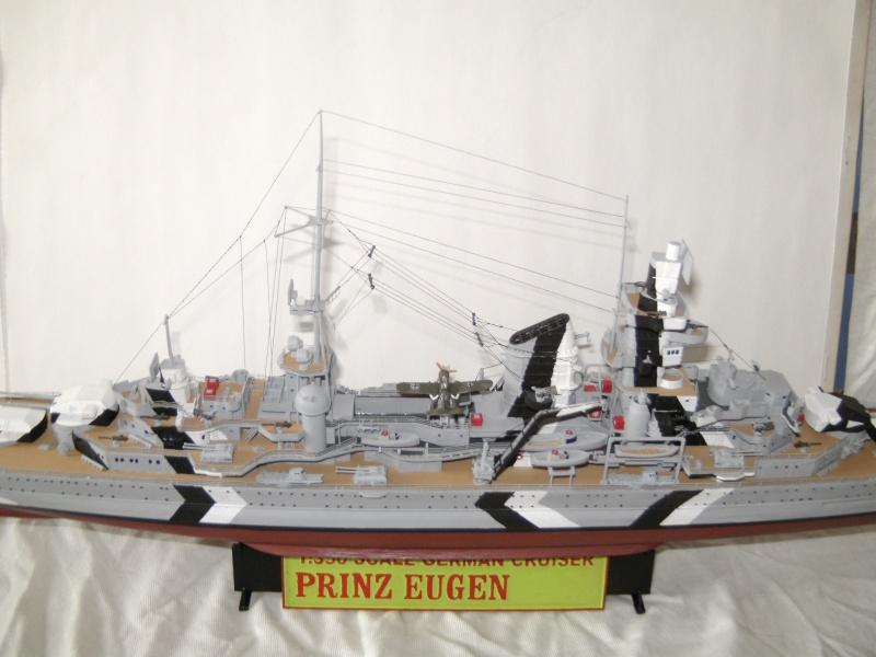 Schwerer Kreuzer Prinz Eugen (1941) von Trumpeter in 1/350 Pict0115