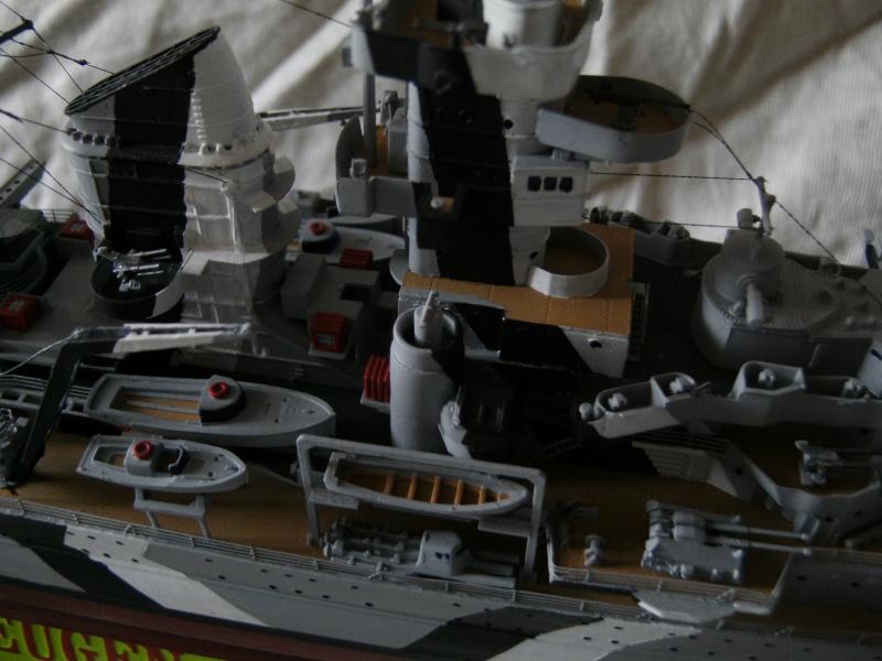 Schwerer Kreuzer Prinz Eugen (1941) von Trumpeter in 1/350 Pict0116