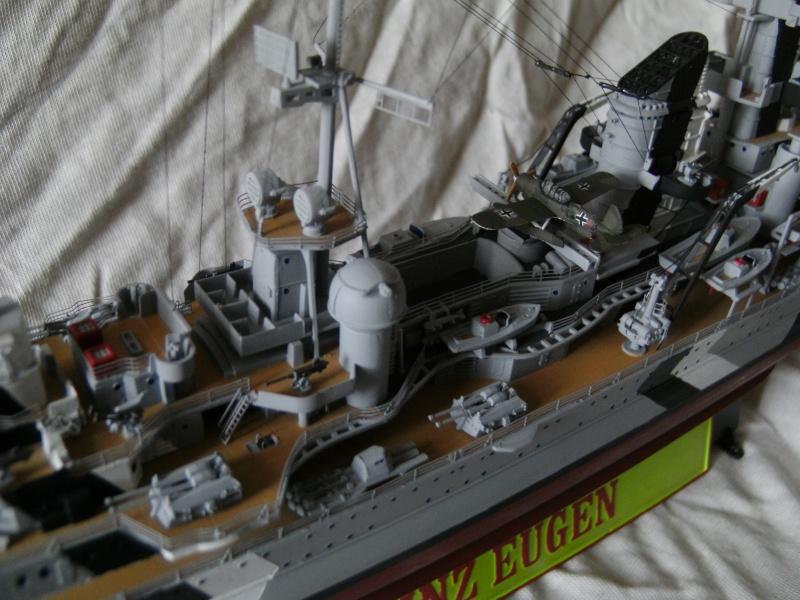 Schwerer Kreuzer Prinz Eugen (1941) von Trumpeter in 1/350 Pict0117