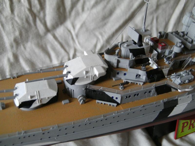 Schwerer Kreuzer Prinz Eugen (1941) von Trumpeter in 1/350 Pict0118