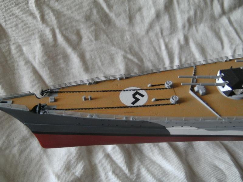 Schwerer Kreuzer Prinz Eugen (1941) von Trumpeter in 1/350 Pict0120