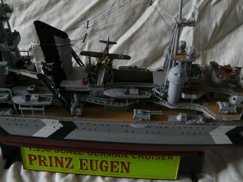 Schwerer Kreuzer Prinz Eugen (1941) von Trumpeter in 1/350 Pict0121
