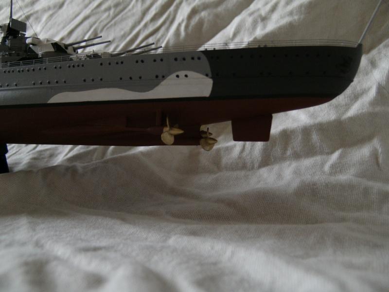Schwerer Kreuzer Prinz Eugen (1941) von Trumpeter in 1/350 Pict0123