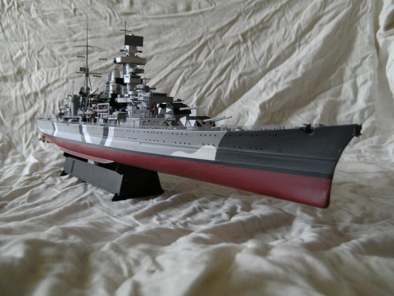 Schwerer Kreuzer Prinz Eugen (1941) von Trumpeter in 1/350 Pict0124