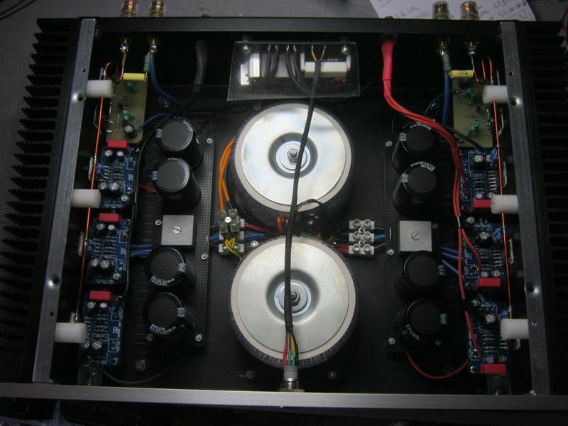 Primo amplificatore classe T - Pagina 6 Img_4614