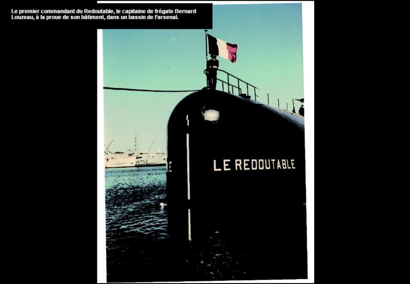 LE REDOUTABLE (SNLE) (Sous surveillance spéciale) - Page 30 S910