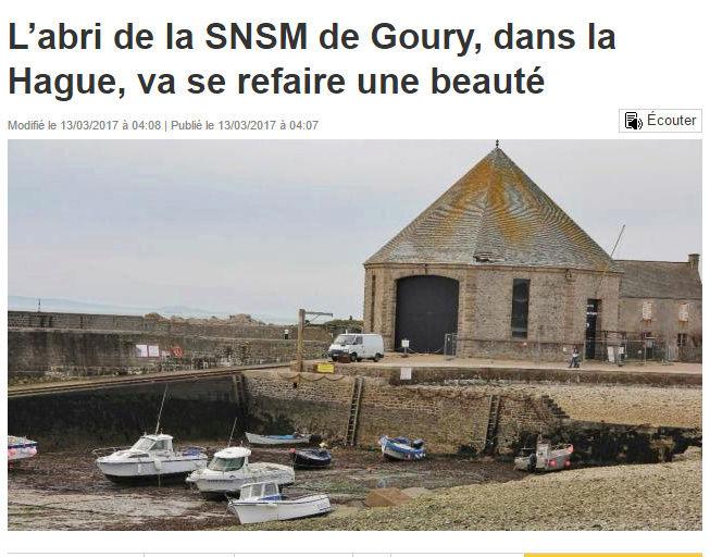 [ La S.N.S.M. ] S.N.S.M. GOURY - LA HAGUE    Snsm10