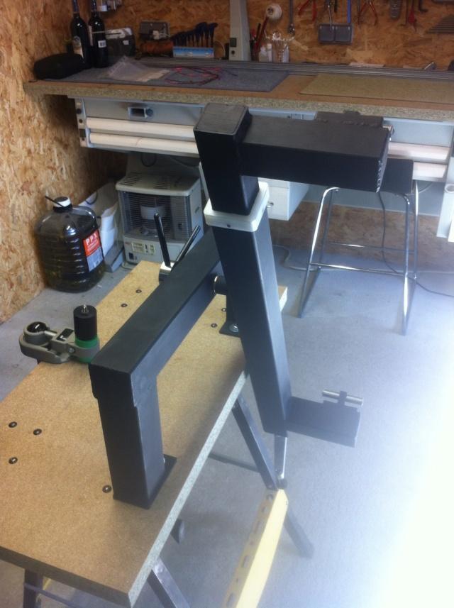 fabrication d'une presse d'arc Photo_14