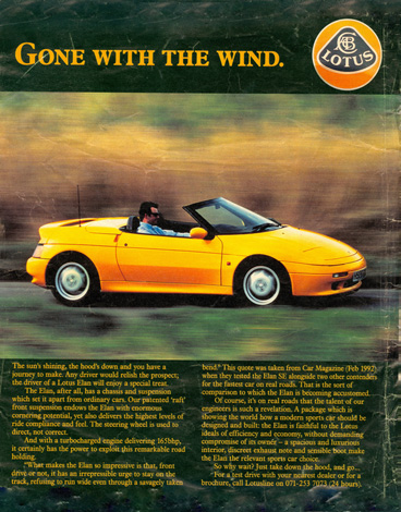 LOTUS ELAN unlimited passion... - Pagina 24 36639410