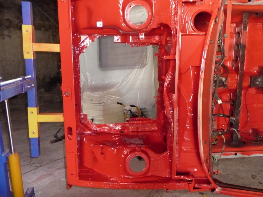 Restauration Cabriolet 80 Hp 1983 Peintu10