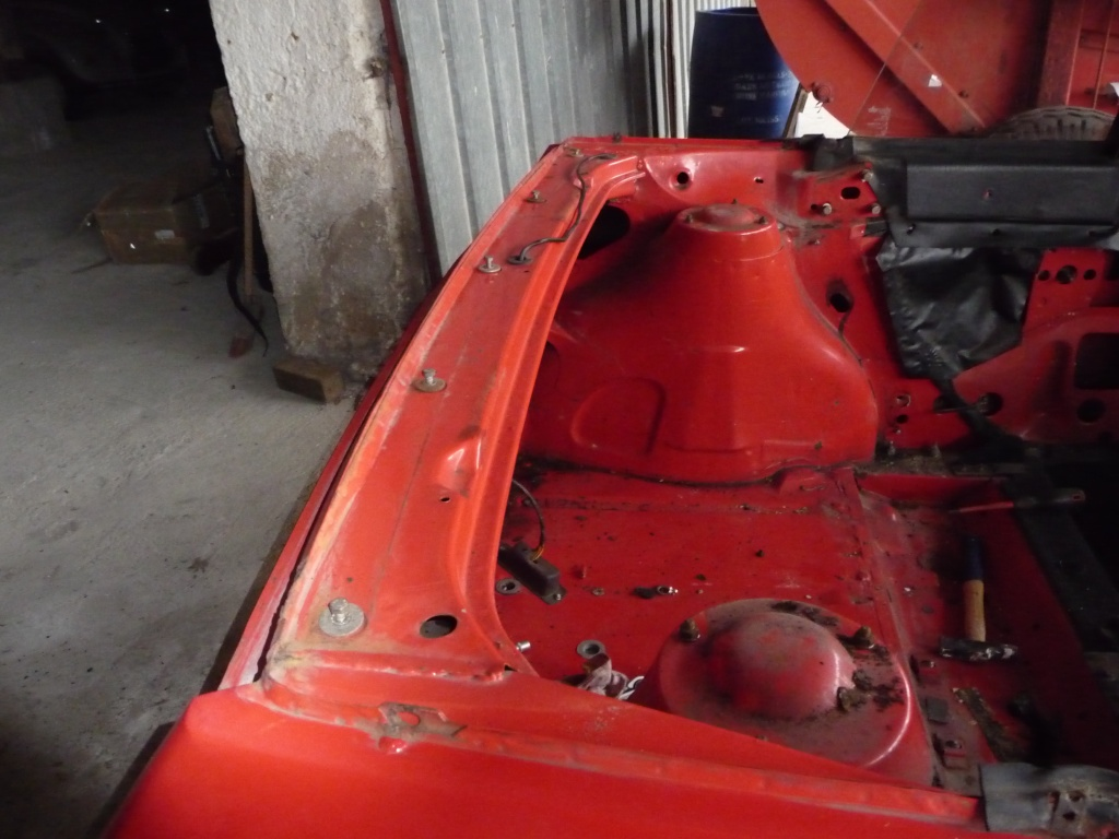 Restauration Cabriolet 80 Hp 1983 Tole_a12