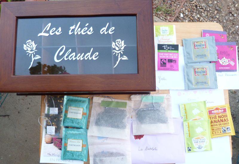 photos Défi swap : Box dégustation de thés...made in bouteille! [6/6 photos postées] P1100313
