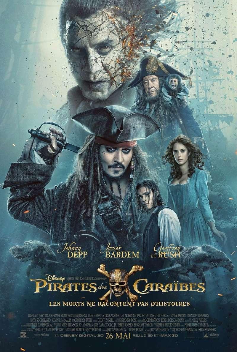 Pirates des Caraïbes : La Vengeance de Salazar [Disney - 2017] - Page 18 17016010