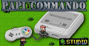 SUPER Papi Commando - Super Nintendo Edition !! Tylych10