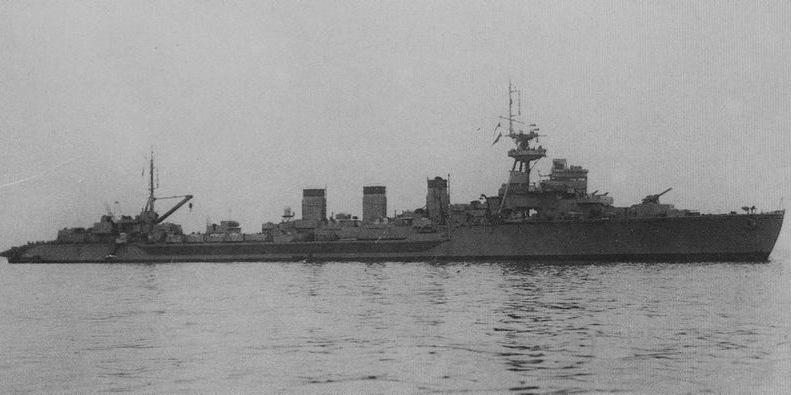 Croiseurs japonais Kitaka10