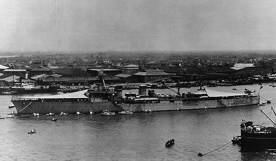 Croiseurs français  Lamott10