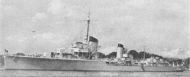 Destroyers allemands Lebere10