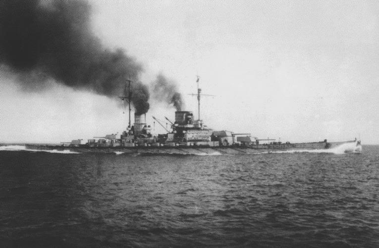 Croiseurs de bataille allemands Luitzo10