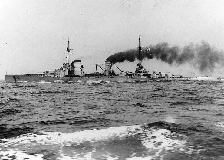 Croiseurs de bataille allemands Seydli10