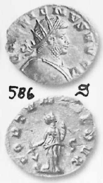 A strange bust of Gallienus G586g10