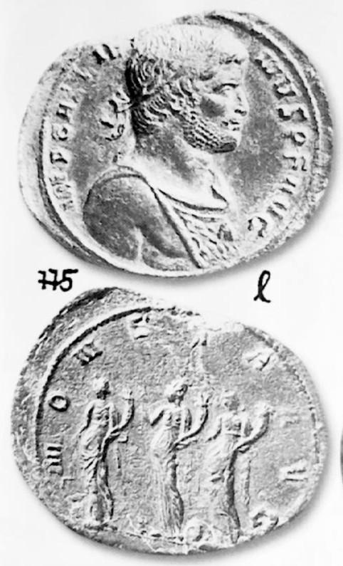 A strange bust of Gallienus G775l10