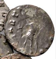 A strange bust of Gallienus Gall210