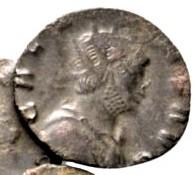 A strange bust of Gallienus Gallie12