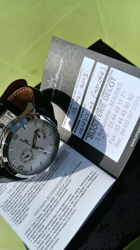 [ à vendre]Yonger & Bresson DE VIGNY YBH 8344/02 Dsc_0010