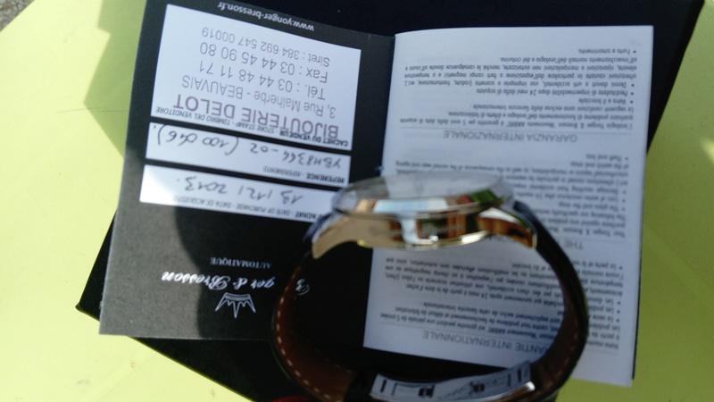 [ à vendre]Yonger & Bresson DE VIGNY YBH 8344/02 Dsc_0013