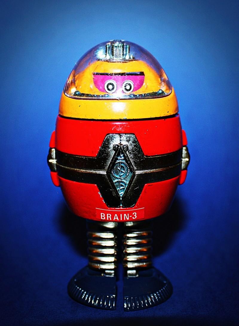 STAR MITES - UFO COMMANDER 7 by SHINSEI... la serie quasi completa 2010