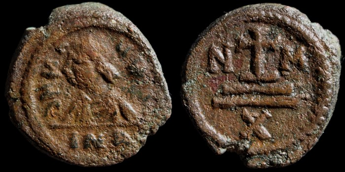 byzantivm - mon VIe siècle - d'Anastase à Maurice - Page 2 Bc056611