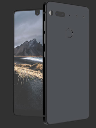 Smartphone - [INFO] L'Essential phone est maintenant officiel Captur16