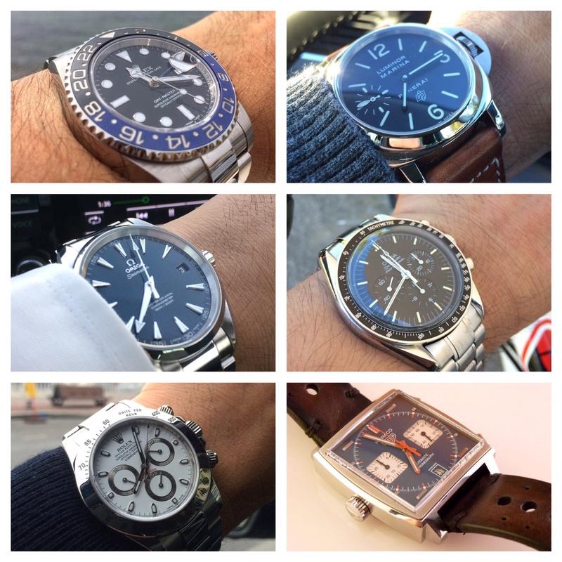 Votre collection parfaite en 5 montres à 30K€ maximum. Img_7311