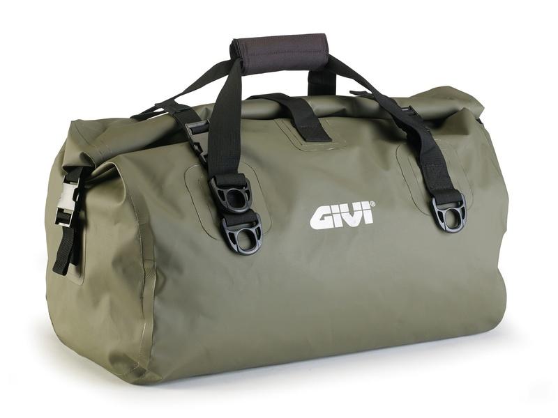 Givi EasyT : sacs étanches à prix serré Ea115k10
