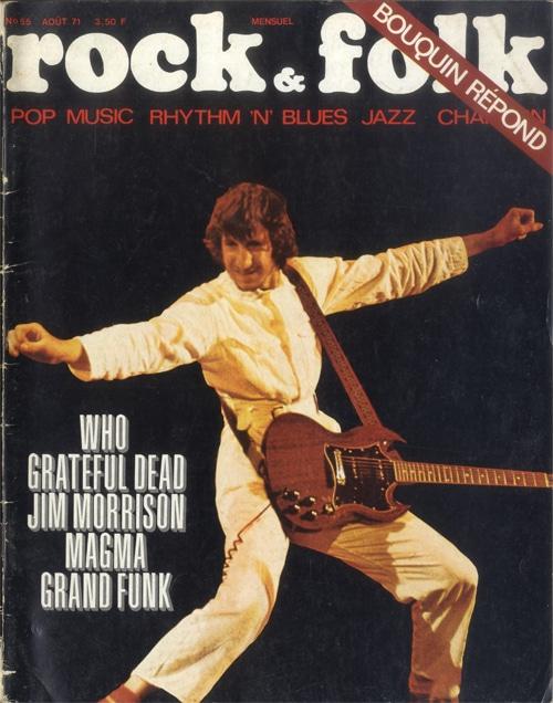 Anciens Numéros de Rock & Folk en PDF Prez10