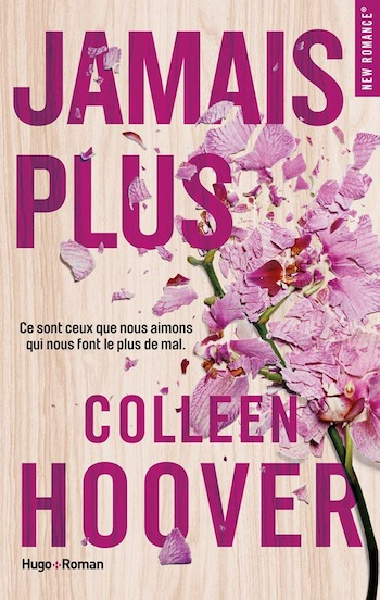 Jamais plus (It ends with us) de Colleen Hoover 16683910
